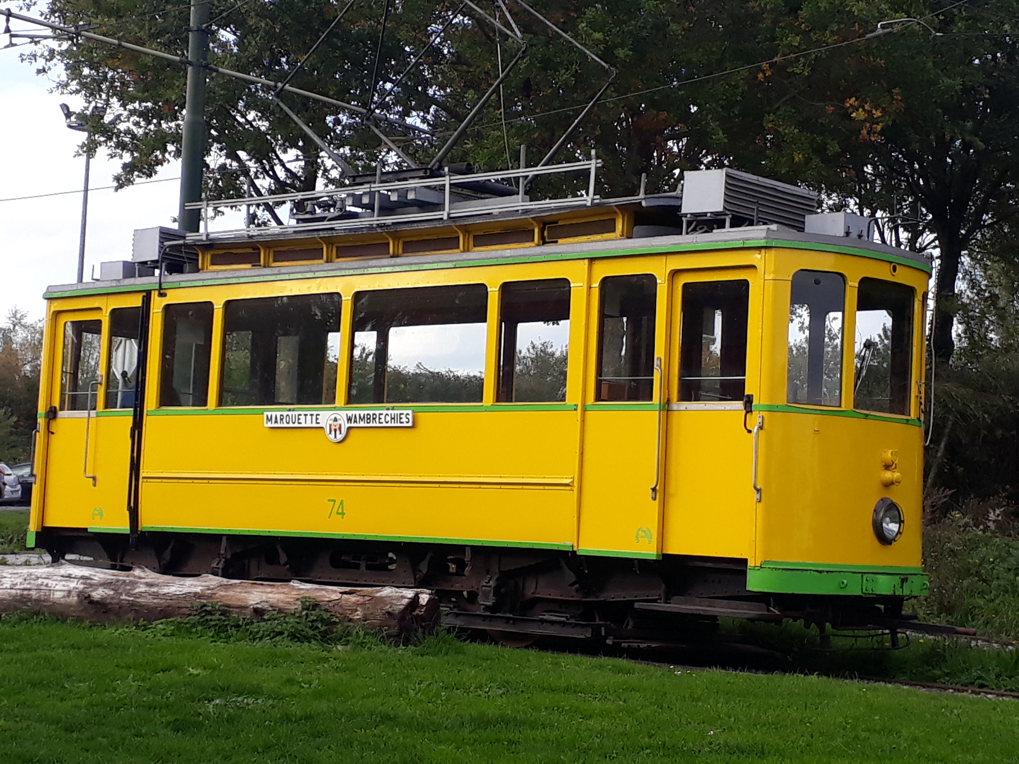 Tramway de Wambrechies