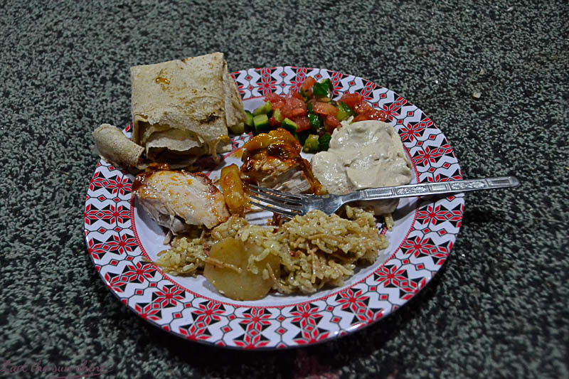 Cuisine Palestinienne